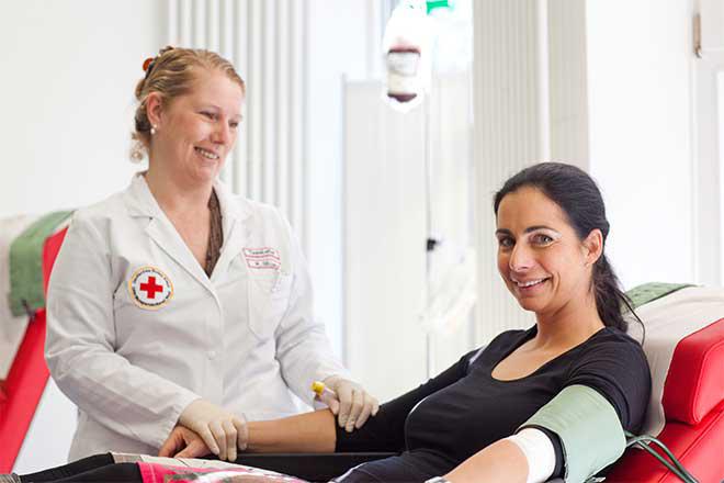 DRK-Blutspendedienst